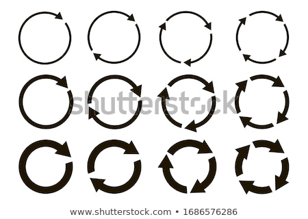 навигация знак круга икона дизайна долго Сток-фото © Anna_leni