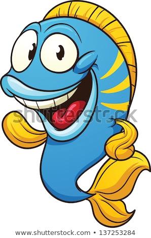 простой · изображение · рыбы · хорошо · продовольствие · природы - Сток-фото © bluering