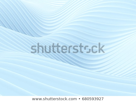 abstract blue stripped wave background Stock photo © SArts