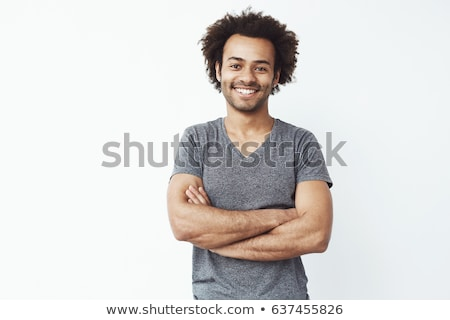 young black man stock photo © curaphotography