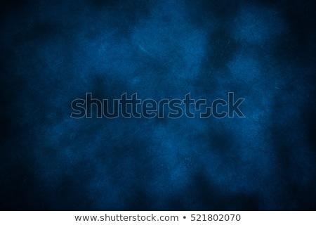 sötét · kék · vászon · textúra · közelkép · kilátás - stock fotó © nuttakit
