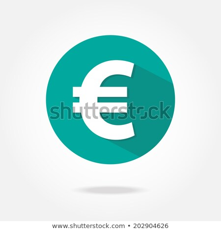 green symbol of euro stock photo © christina_yakovl