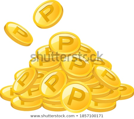 Many coins Stock photo © dsmsoft