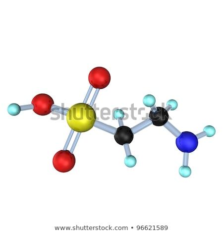 лаборатория · химии · химического · исследований · структуры · биологии - Сток-фото © limbi007