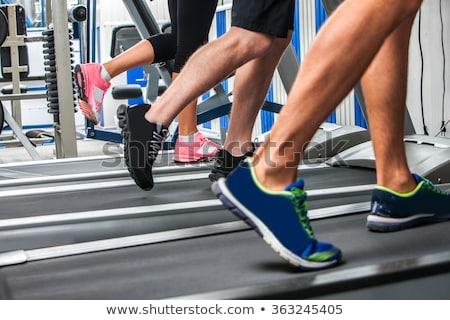 part of fitness machine Stock photo © Paha_L