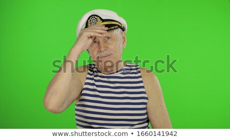 sailor smiling Stock photo © photography33