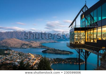 gość · centrum · Nowa · Zelandia · lasu · górskich · wulkan - zdjęcia stock © sumners