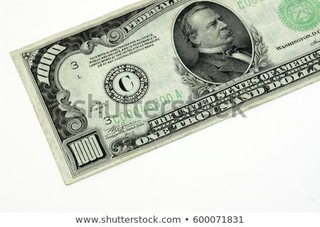 One thousand dollars Stock photo © dvarg