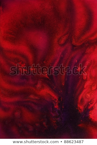 floating Deep Red Stock photo © prill