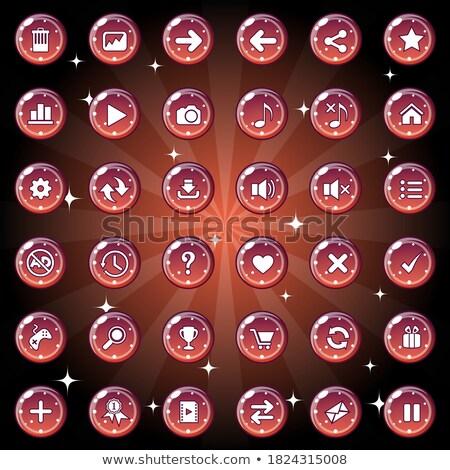 Resumen color negocios símbolo unidad Foto stock © MONARX3D