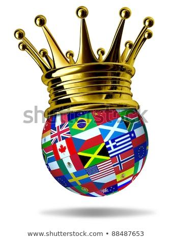 Мир · Бразилия · важный · Focus · группа - Сток-фото © lightsource