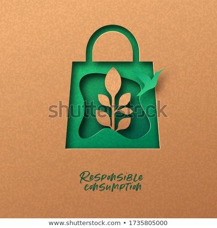 the consumption Stock photo © flipfine