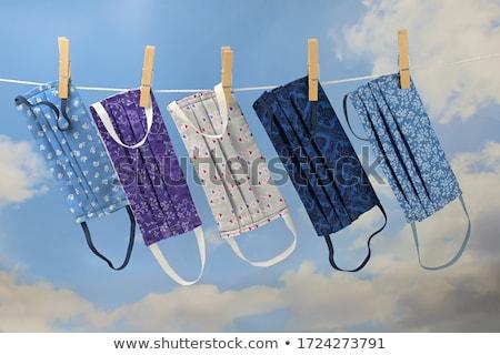 lavado · día · lavandería · naturaleza · verde - foto stock © pedrosala