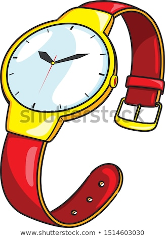Wristwatch stock photo © markbeckwith