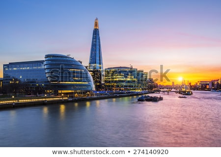 Londen · stadslichten · Big · Ben · toren · westminster · brug - stockfoto © vwalakte