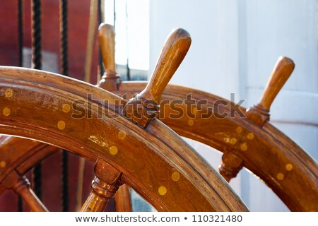 Image of two sailing boat near the dock. Stock photo © epstock