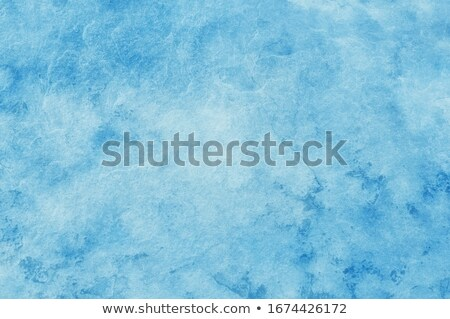 Blue cracked wall Stock photo © FOTOYOU