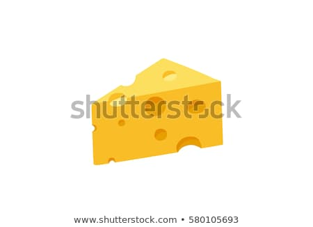Finom sajt rajz vektor piros hús Stock fotó © doddis