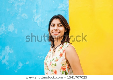 Mexican girl stock photo © Irinka_Spirid