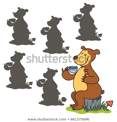 find the right shade Stock photo © Olena