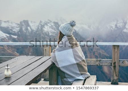 kayakçı · bacaklar · bot · ayakta - stok fotoğraf © is2