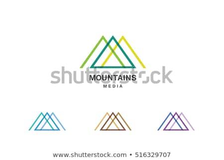 moderno · geometrica · logo · modello · icona - foto d'archivio © ussr