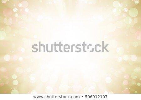 Golden balls background with sparkling ストックフォト © anastasiya_popov