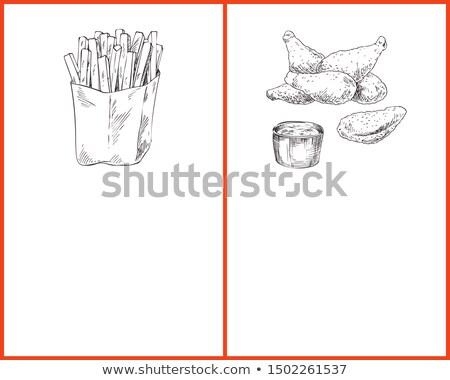 icon · vector · geïsoleerd · witte - stockfoto © robuart