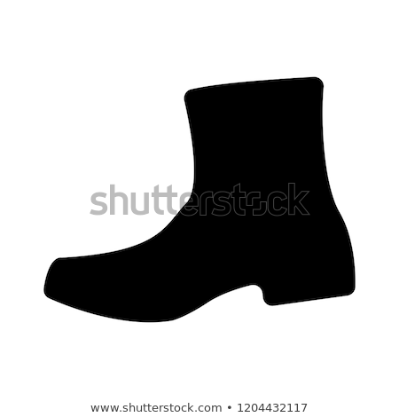 shoes, boots, vector illustration Stock photo © frescomovie