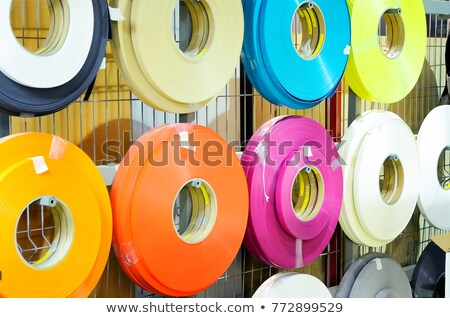 Part of modern technical or industrial equipment for processing raw materials Stock photo © pressmaster