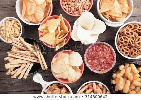 Savory snack party food  Stock photo © grafvision