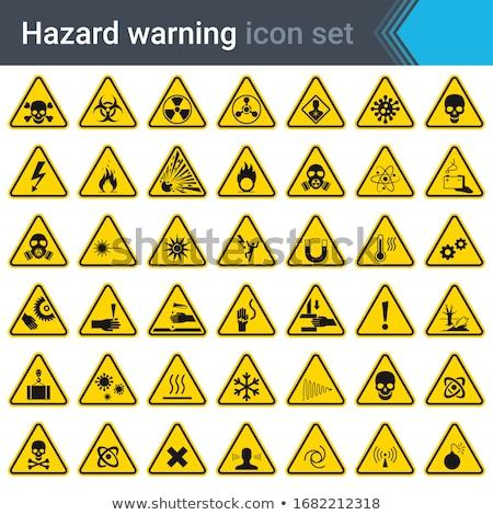 вектора здоровья безопасности признаков высокий качество Сток-фото © blumer1979