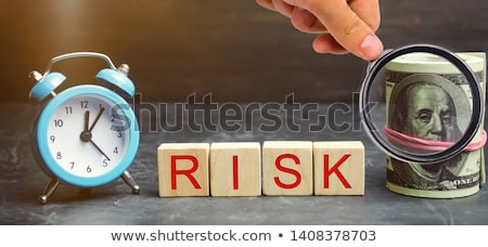 Risky investment Stock photo © leeser