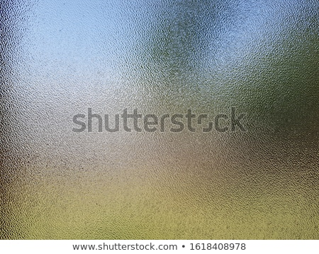 a background blue glass relief Stock photo © OleksandrO