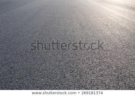Sóder utca makró részlet kilátás struktúra Stock fotó © Arrxxx