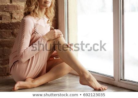 Attractive female in spa Stock photo © Anna_Om