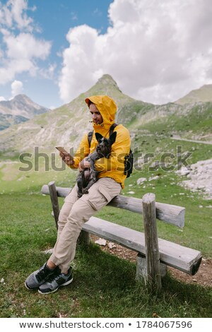 Man desolate on the phone Stock photo © photography33