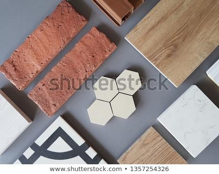 cor · arquitetônico · materiais · métrico · governante - foto stock © vladimir
