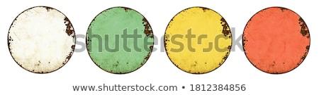 bege · azul · parede · textura · sujo · abstrato - foto stock © oly5