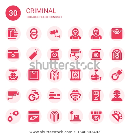 terrorista · homem · de · negócios · pistola · indicação · negócio · morte - foto stock © elnur
