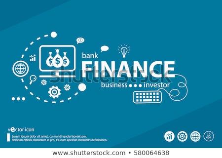 woordwolk · woord · startup · illustratie · business · werk - stockfoto © tashatuvango