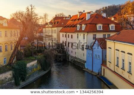 Certovka, Prague, Czech Republic Stock photo © phbcz
