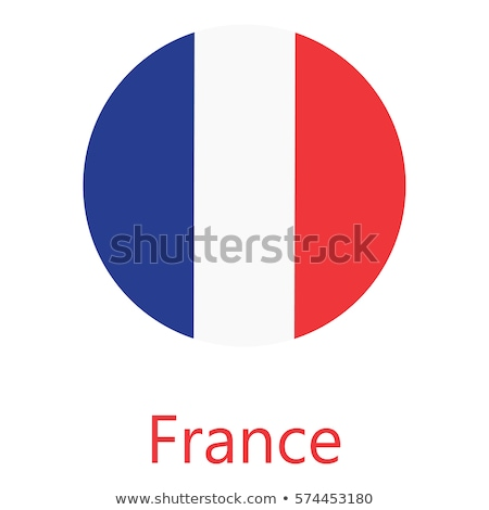 France Flag Circle Stock photo © hlehnerer