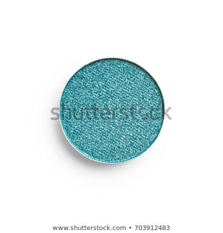 Olho moda cor pele espelho branco Foto stock © shutswis