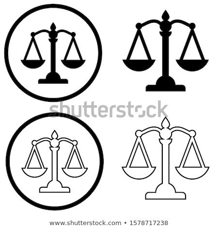 sportszerűség · igazság · ikonok · poszter · weboldal · hirdetés - stock fotó © adrian_n