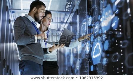 Cloud Services Problem Stock photo © Lightsource