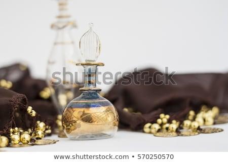 Arabic traditional parfumes Stock photo © zurijeta