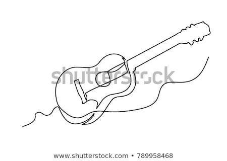 классический вектора дизайна иллюстрация изолированный Сток-фото © RAStudio