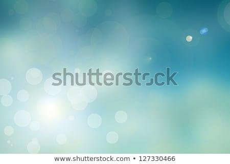 Vibrante ola resumen diseno humo arco iris Foto stock © SArts