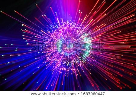 抽象的な スペース 爆発 運動 背景 ストックフォト © alphaspirit